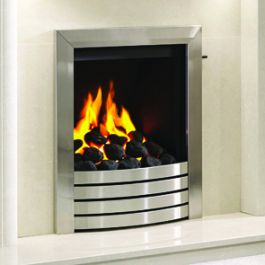 Exclusive inset Gas fire
